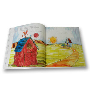 Full Color Hardcover Book Printing, Cmyk Colorful Book Printing Service pictures & photos