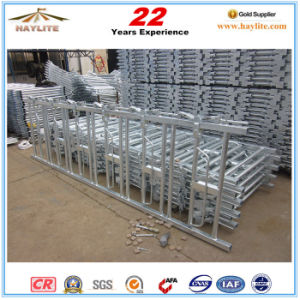 High Quality Cheap Galvanized Calf Cattle Self Locking Panels pictures & photos