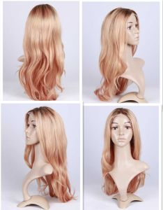 Full Lace Wig -Wave (MTL-HAIR-0029)