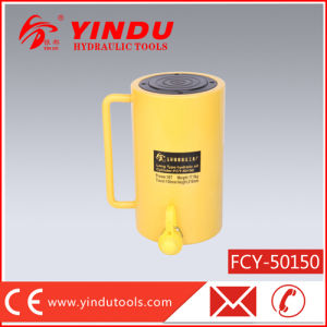 50t 150mm Stroke Long Type Hydraulic Jack (FCY-50150) pictures & photos