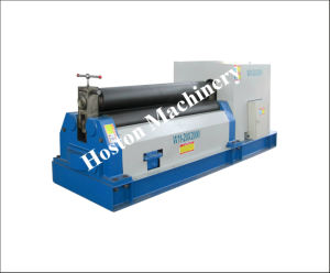 Mechanical Hydraulic Steel Metal Plate Rolling Machine