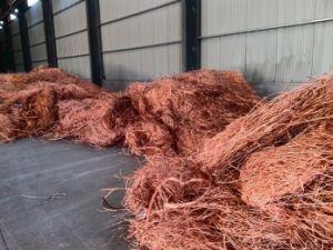 Copper Wire Scrap 99.99%, Millberry Copper Scraps pictures & photos