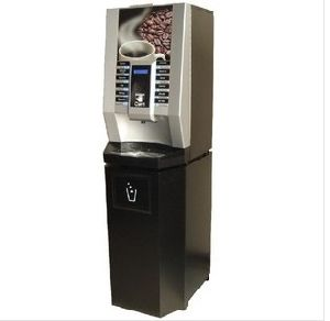 Automatic Coffee Grinding Vending Machine with IC Card pictures & photos