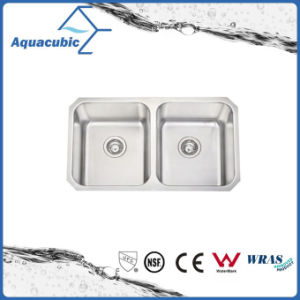 Double Bowl SUS Moduled Kitchen Sink (ACS7945M) pictures & photos