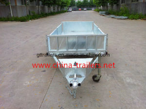 Folding Box Trailer for Newzealand pictures & photos