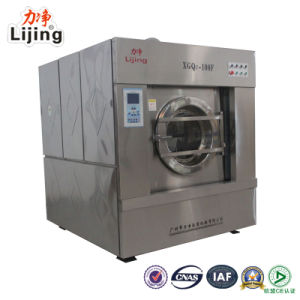 Hospital Laundry Equipment Industrial Washing Machine (XGQ15-100KG) pictures & photos