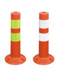 45cm Orange Flexible Warning Post (CC-E01) pictures & photos