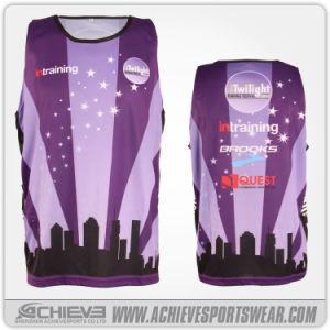 Hot Sale Customized Fashion Top Quality Cheer Team Sports Bra (FR 79)