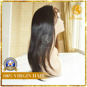 100% Virgin Human Hair Full Lace Wig with Baby Hair in Stock (W-2) pictures & photos