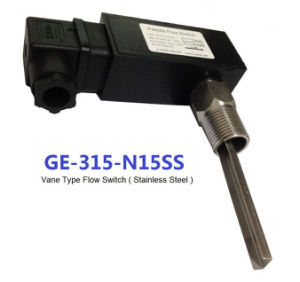 Stainless Steel Vane Type Flow Switches (GE-315N15)