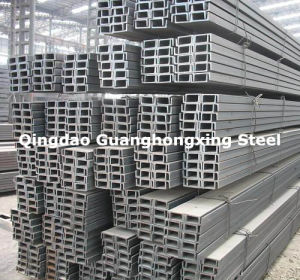 5#-40#B, Hot Rolled, Steel Channel pictures & photos