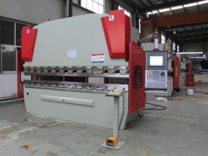 CNC Press Brake with Da66we in China pictures & photos