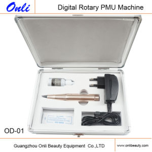 Onli Digital Rotary Permanent Makeup Tattoo Machine Kit (OD-01) pictures & photos