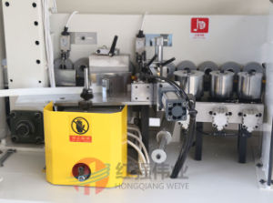 Woodworking Machine with Two Trimming Function Automatic Edge Bander pictures & photos