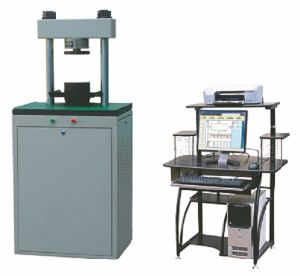 YAW-300D Cement Hydraulic Servo Compression Testing Machine pictures & photos