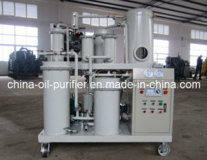Multifunction Lubricant Oil Vacuum Dewater, Deodorize, Eliminate Impurity Purifier (Series-TYA) pictures & photos