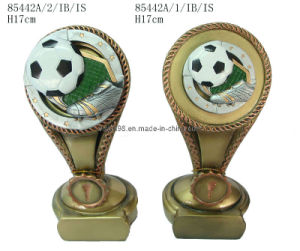 Polyresin Soccer Awards for 2012 (85442A)