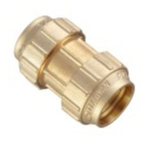 Flow Aperture Threaded Brass Female Coupling Copper TF-03 pictures & photos