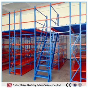 Customized and Flexible China Q235 Warehouse Equipment Storage Shelf pictures & photos