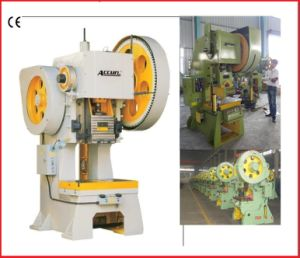 J23-80T C-frame Inclinable punch press/power press machine/80 ton press machine pictures & photos