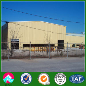 China Low Price Industrial Structure Steel Building Shed pictures & photos