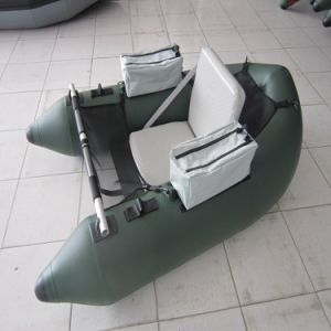 Top Selling Red Inflatable Boat for Fishing and Enjoying The Lite Time pictures & photos