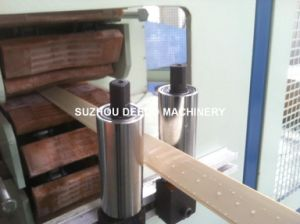 PVC Wire Trunking Extrusion Machine pictures & photos