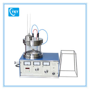 Compact Plasma Sputtering &Evaporation Coater with Thin Film Monitor and Vacuum Pump-Cy-1100X-Spc-16h pictures & photos
