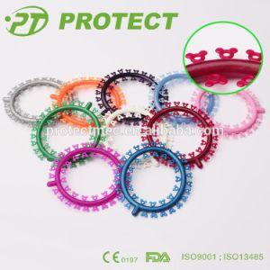 Orthodontic Elastic Ligature Ties
