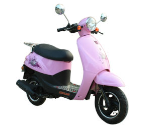 Yoyo 100cc/125cc Light Woman/Student Scooter pictures & photos