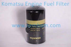 High Performance Engine Fuel Filter for Komatsu Excavator/Loader/Bulldozer pictures & photos