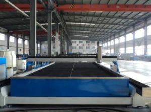 CE Certificated Waterjet Cutting Machine, Stone Cutting Machine (SQ4020) pictures & photos
