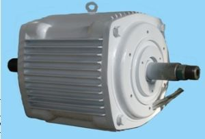 Horizontal Wind Permanent Magnet Generator/Alternator (10kw) pictures & photos