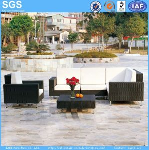 Patio Sofa PE Rattan Garden Furniture Wholesale pictures & photos