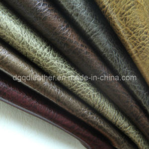 High Quality Furniture Semi-PU Leather (QDL-FS042) pictures & photos