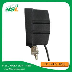 48W LED Work Light 10-30V LED Driving Light Auto LED Working Light LED Bar Light pictures & photos
