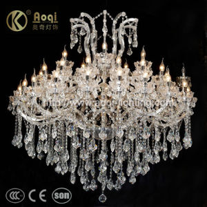 Modern Design Beautiful Luxury Crystal Chandelier (AQ50038-20+15+5+1) pictures & photos