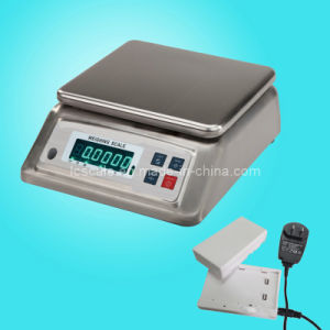 Stainless Steel Water Proof Scale with Aluminate Battery pictures & photos