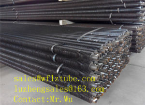 Double Metal Composite Fin Tube, High Frequency Welded Fin Tube pictures & photos