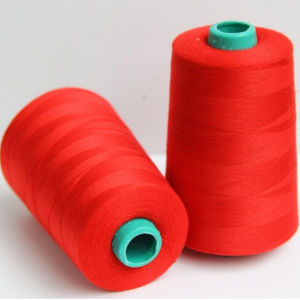 High Tenacity Polyester Sewing Thread 40s/3 12000y pictures & photos