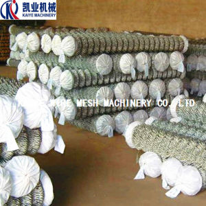 High Quality Chain Link Fence Machine pictures & photos