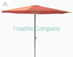 9ft (2.7m) Small Umbrella Beach Umbrella Patio Umbrella Outdoor Umbrella Garden Umbrella Rope Pull Umbrella Parasol pictures & photos