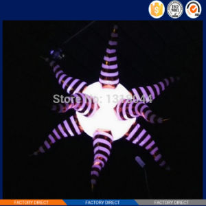 Hot Sale Event Party Decoration LED Lighting Inflatable Star for Wedding, Party Decoration