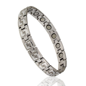 Fashion Stainless Steel Magnets Health Care Energy Bracelet pictures & photos