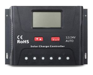PWM 60A Solar Charge Controller (QWP-SR-HP2460A) pictures & photos