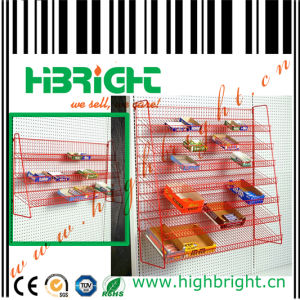 Wire Candy Rack for Gondola or End Display pictures & photos