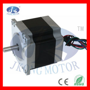 2 Phase Hybrid Stepper Motors 57mm 1.8 Degree Jk57hs56-1006 pictures & photos