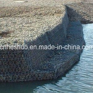 High-Quality Galcanized Wire Mesh Used for Canal Refurbishment pictures & photos