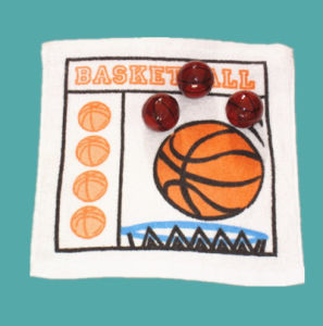 Basketball Shaped Compressed Towel for Your Promotion (YT-612) pictures & photos