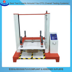 Electronic Corrugated Cardboard Package Carton Box Compression Test Machine Price pictures & photos